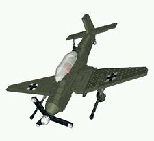LEGO Custom German Military WW2 STUKA Dive Bomber - INSTRUCTIONS ONLY!