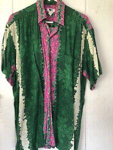 Mamo Howell Hawaiian Shirt sz.S  Retro