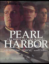 Pearl Harbor Movie And The Moment Book Bruckheimer Afflect Hartnett Beckinsale