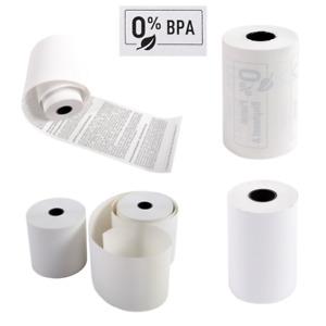 TOP ANGEBOT Thermorollen Bonrollen Kassenrollen, BPA-Frei, Addirolle, EC CASH