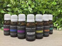 10ml Essential Oil 100% Pure & Natural Essential Oils undiluted & uncut