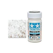 TAMIYA Diorama Texture Paint 100ml - Snow White #87119