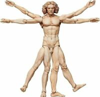 FREEing Table Museum The Vitruvian Man Figma Action Figure APR168683