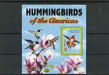 Sheet Grenadian Bird Postal Stamps
