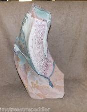 """Vintage California Studio Evans Design Free Form Modernist 20"""" Vase"""