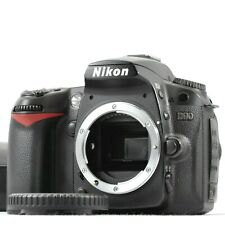 [Exc+++] NIKON D90 12.3MP Digital SLR Camera Body + Battery from Japan