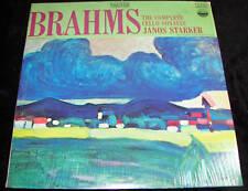 Brahams Complete Cello Sonatas Janos Starker LP VG++