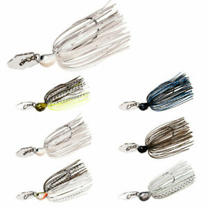 z-man zman jack hammer stealth blade chatterbait bladed swim jig sizes colors