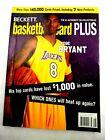 Kobe Bryant Beckett Basketballcard Plus Zeitschrift Winter 2005 Ausgabe 17Preisführer & Publikationen - 170135
