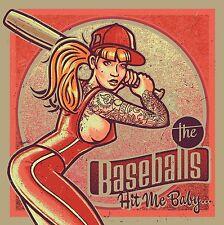 THE BASEBALLS - HIT ME BABY...   CD NEU