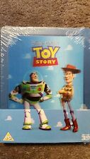 DISNEYS TOY STORY STEELBOOK, 3D+2D/ WITH LENTICULAR MAGNETIC COVER.