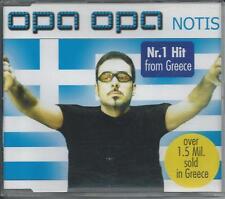NOTIS - Opa Opa CDM 5TR Euro House 2000 (ANTIQUE)