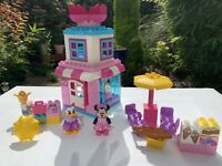 Lego Duplo 10844 Minnie Mouse Bow-Tique Construction Toy Retired - Complete Set