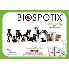 ANTIPARASSITARIO Biospotix PACCO RISPARMIO  10 confezioni STOCK