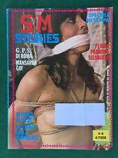 SM STORIES RACCOLTA n.4 (ITA Rivista erotica vintage Magazine Sadomaso Sado-Maso