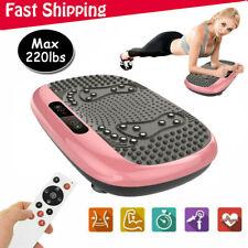 Vibration Platform Plate Whole Full Body Exercise Fitness Massager Machine Slim