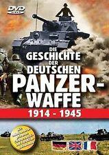 Die Geschichte der deutschen Panzerwaffe 1914-1945 | DVD | Zustand gut
