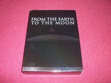 DVD Box Set - FROM THE EARTH TO THE MOON - 12 Episodes - HBO - Tom Hanks