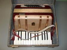 Hübsches Akkordeon HOHNER STARLET 40, Vintage 1960/70er Jahre, schöner Zustand