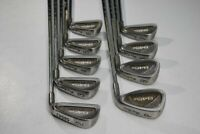 Tommy Armour Silver Scot 845s 2-PW Iron Set Right Stiff Steel # 58043