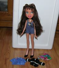 Vintage 2001 Bratz Jade Doll First Edition Dressed With Additional Clothes