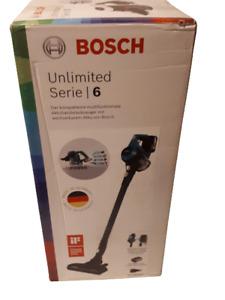 Bosch BKS6111P Serie 6 Akkustaubsauger, Unlimited, Lange Laufzeit WIE NEU