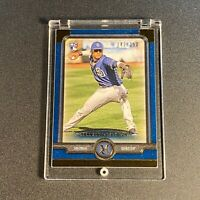 FERNANDO TATIS JR 2019 TOPPS MUSEUM COLLECTION #87 ROOKIE CARD RC #'D /150 MLB