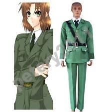 Hetalia Axis Powers Lithuania Cosplay Costume Halloween Cloth Cos