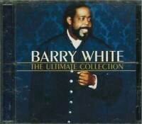 """BARRY WHITE """"The Ultimate Collection"""" Best Of CD-Album"""