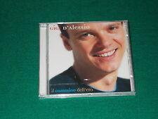 GIGI D' ALESSIO CD IL CAMMINO DELL' ETA'