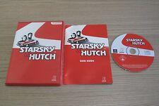 STARSKY & Hutch-PC-CD ROM GAME-Completo