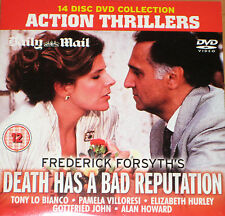 Frederick Forsyth's Death Has A Bad Reputation (DVD), Tony Lo Bianco