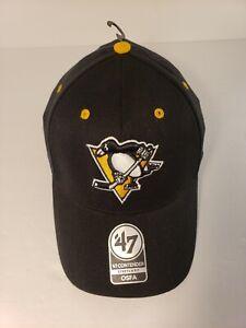 Pittsburg Penguins 47 Contender Cap/Hat New