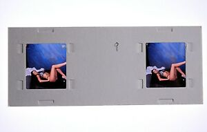Glamour Pinup 3D Realist Stereo Slides Stereoview #9