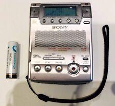 SONY PORTABLE MINIDISC RECORDER MZ B-100