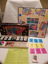 HIGHLY COLLECTIBLE AND VERY RARE 1988 THE SURF TRIP BOARD GAME. D1
