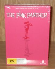 Pink Panther -The Ultimate 8-Movies Collection Dvd 8-Disc Boxset New & Sealed
