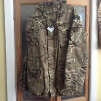 "SMOCK COMBAT WINDPROOF MTP Royal Marines Commando 180/96 38"" Chest"