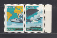 Brazil 1984 Air Service Germany Sc 1925a  Mint Never Hinged