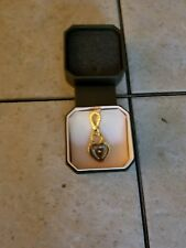 Juicy Couture Padlock Charm