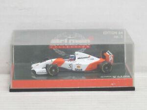 McLaren MP 4/8 Ford, Nr.7, M. Häkkinen, ohne OVP, PMA/Minichamps, 1:64