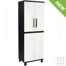 Trend Plastic Storage Cabinets With Doors Collection