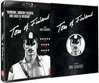 Tom of Finland (Double Play limited edition) Bluray + DVD + fold out [DVD]
