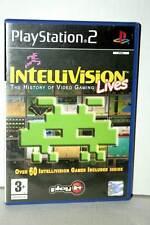 INTELLIVISION LIVES GIOCO USATO OTTIMO STATO PS2 VERSIONE UK PAL FR1 38850