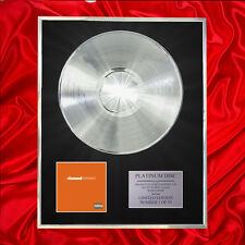 FRANK OCEAN CHANNEL ORANGE  CD PLATINUM DISC VINYL LP FREE SHIPPING TO U.K.