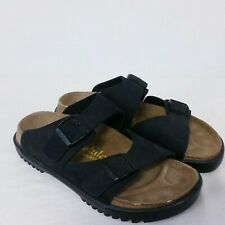 Betula Birkenstock Sandals Flip Flop Clogs Leather Comfort Beach Shoe Walking 36