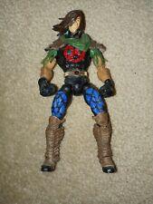 "Rictor Custom Marvel Legends X-Force X-Men X-Factor Shatterstar 6"" Action Figure"