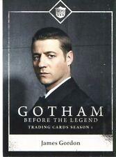Gotham Season 1 Character Bios Chase Card C01 James Gordon
