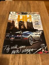 "Heavy Hitters Magazine ""Masterminds"" Issue #24 Bugatti Pinkberry Estate"