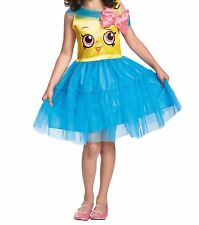 Shopkins Cupcake Queen Girl's Halloween Costume DRESS ONLY 4-6X Small #N146